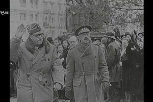 Franco tornar a ocupar Terol i  aprofitar el desgast dels republicans per iniciar una ofensiva contra Aragó.