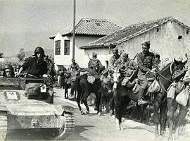 Els nacionals van atacar i van ocupar el front d'Aragó.