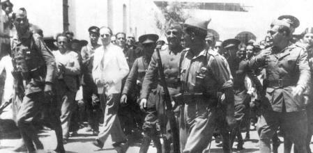 L'OCUPACIO DEL MEDITERRANI PER PART DELS NACIONAL