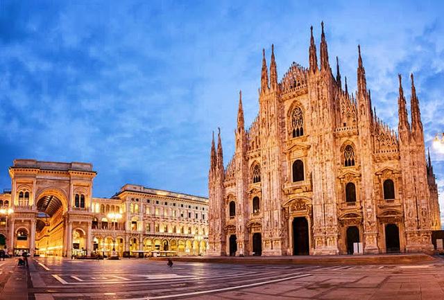 Viatge a Milan