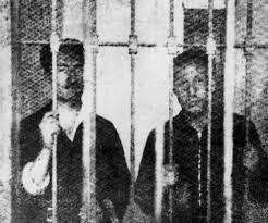 L'afusellament de José Primo de Rivera per part dels republicans.