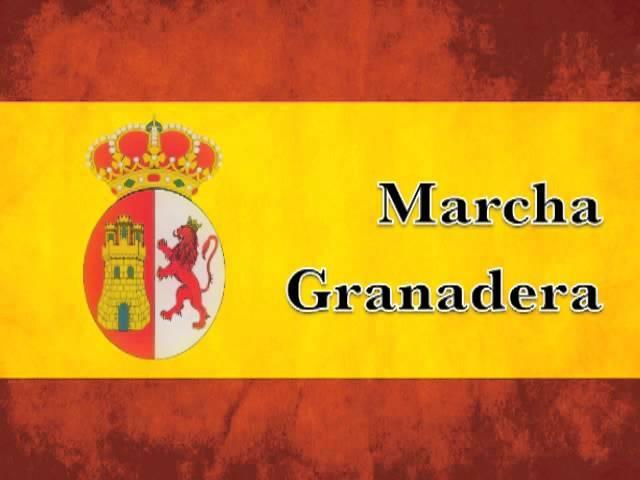 Franco estableix per decret la Marxa Granadera com l'himne nacional (la qual abolia la proclamació de la Segona República)