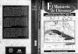 Creación del ministerio de Ultramar