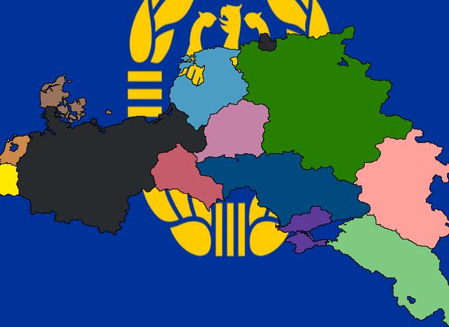 Kiesenger impone allo Zollverein di approvare delle locali Leggi delle Divisioni.