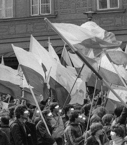 Marcia pacifica di Leopoli