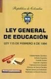 Ley 115 de 1994.