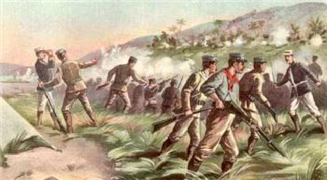 Cubans Revolt Against Spain