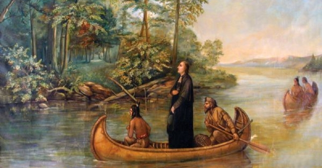 The Expedition of Marquette and Jolliet