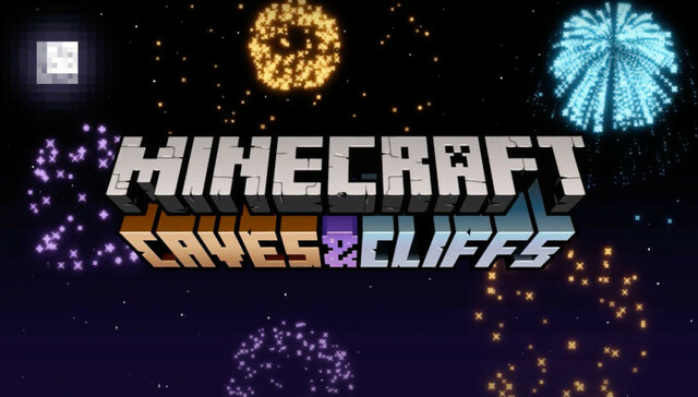 Caves and Cliffs Update part 2