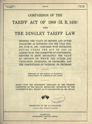 Dingley Tariff Act