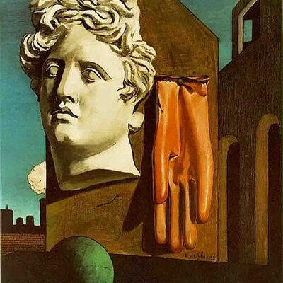 Pittura metafisica & Giorgio De Chirico timeline