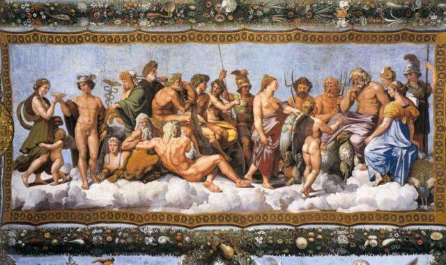 divinità e santuari