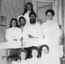 Assassination of Rasputin
