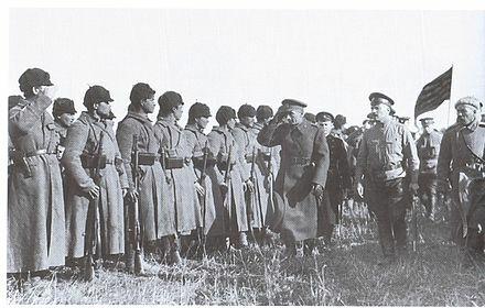 Kolchak begins serious attacks against Reds from Siberia