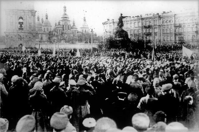 Ukraine brought under Soviet control