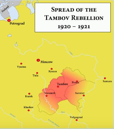 Tambov Rebellion