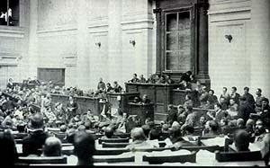 First All-Russian Congress of Soviets meet