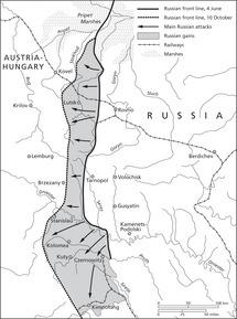 Brusilov Offensive