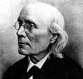 Gustav Fechner (1801-1887)