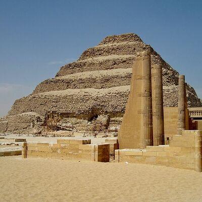Periodi dell'Antico Egitto timeline