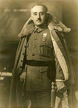Franco nombrado generalísimo de los ejércitos y jefe de Estado.