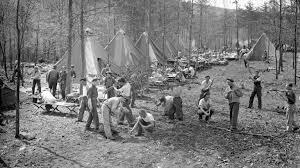 Civilian Conservation Corps Act(New Deal)