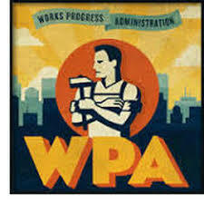 Works Progress Administration(2nd New Deal)