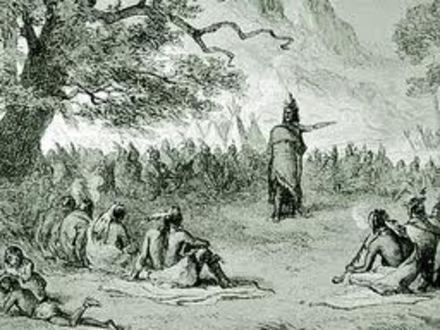 End of Pontiac's Rebellion