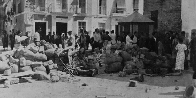 Queipo de Llano se subleva en Sevilla
