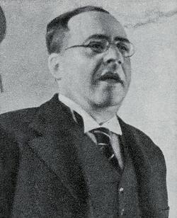 Juan Negrín López (Las Palmas de Gran Canaria, 3 de febrero de 1892 - París, 12 de noviembre de 1956)