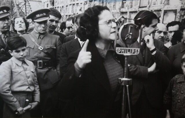 Federica Montseny Mañé (Madrid, 12 de febrero de 1905-Toulouse, 14 de enero de 1994)