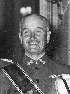 Gonzalo Queipo de Llano y Sierra, i marqués de Queipo de Llano (Tordesillas, 5 de febrero de 1875 – Sevilla, 9 de marzo de 1951)