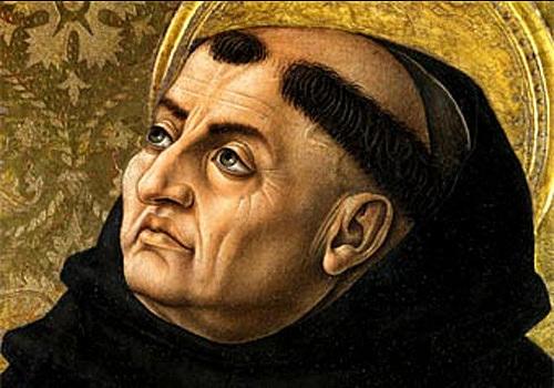 Tomás de Aquino (1225 - 1274)