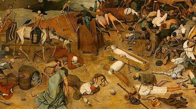 La Peste Negra (1348 -1350)