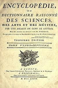 La Enciclopedia (1751)