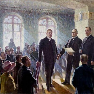 Eesti 20. sajandil timeline