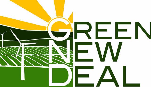 Green New Deal Legislative Pus