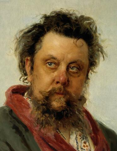 Modest Musorgsky (1839-1881)