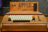 THE FIRST APPLE COMPUTER IS BORN
