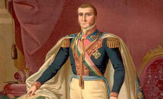 Proclamación de Iturbide