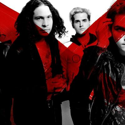 История рок-группы My Chemical Romance timeline