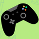 The history of video games icon