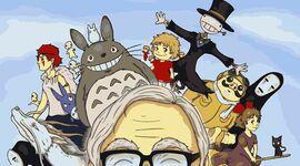 Лучшее аниме Хаяо Миядзаки timeline