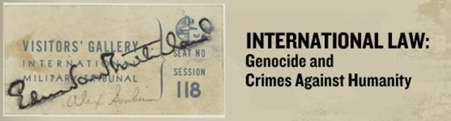 """The United Nations defines """"Genocide"""""""
