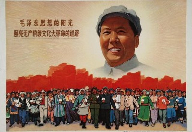 Mao Ze-Dong launches the Cultural Revolution