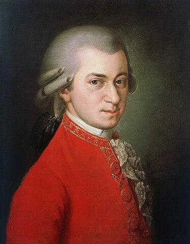 Wolfgang Amadeus Mozart születése