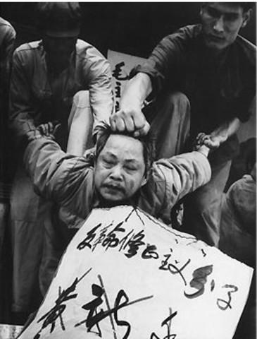 Mao Ze-Dong's Cultural Revolution