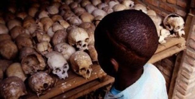 Burundi: Michel Micombero kills 150,000