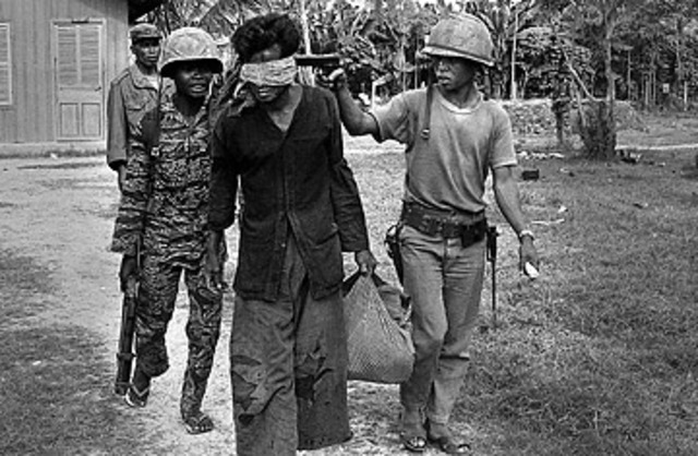 The Khmer Rouge are overthrown