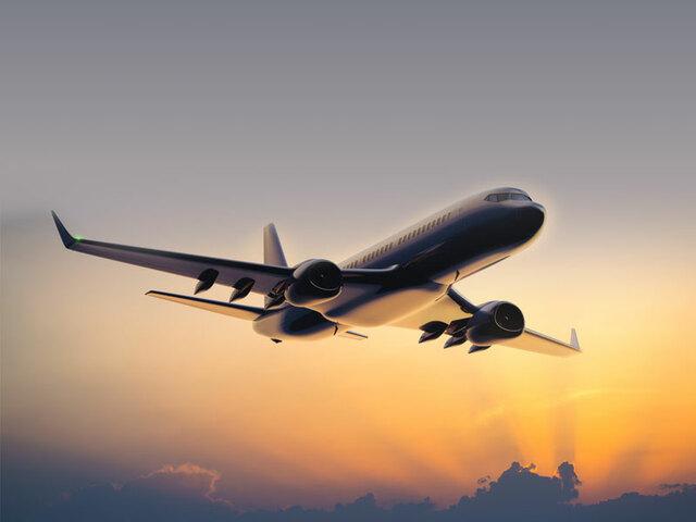 Primer viatge en avió